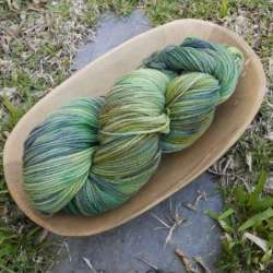 MS Verdes Hand Dyed