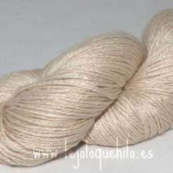 Baby Alpaca-Seda Light Fingering Cruda