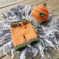 Conjunto Pumpking