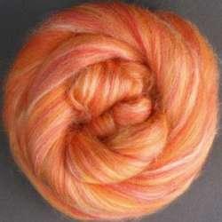 Merino-Seda Saffron