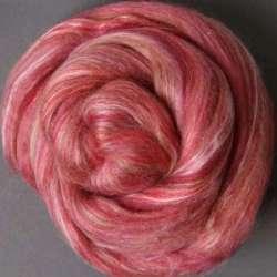 Merino-Seda Pomegranate