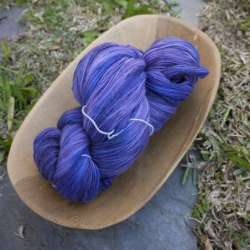Marfil Lace Hand dyed Lila