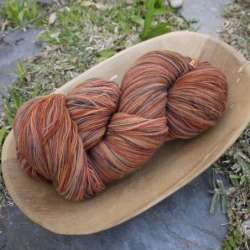 Marfil Lace Hand dyed Teja