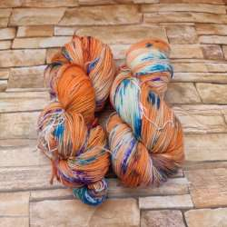 Lote Marfil Sock Hand dyed...